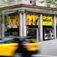 22.07.20. Nueva tienda Miró en Mitre 160 - Foto: Miró